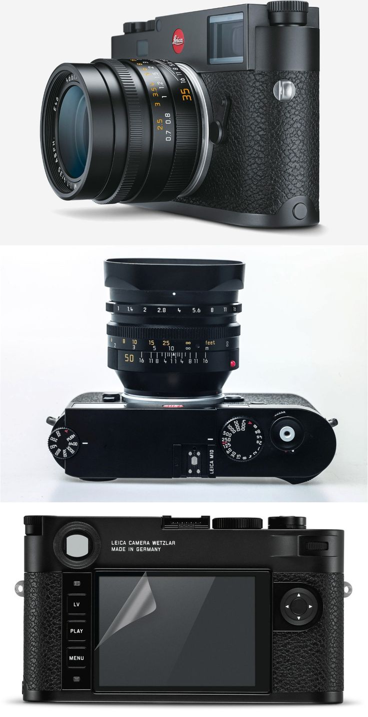 Leica M10 Launched