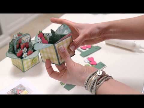 The Pop-Up Box Card - Made Simple - YouTube                                                                                                                                                                                 Plus