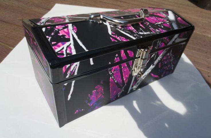 Muddy Girl Toolbox Muddy Girl Pinterest Boxes