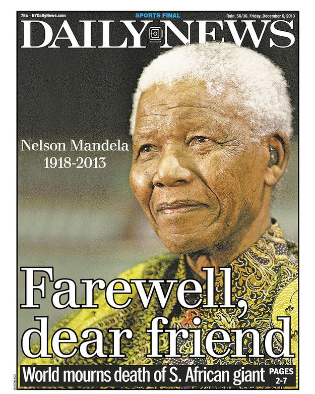 essay on nelson mandela death Nelson rolihlahla mandela was born on  the nelson mandela foundation denied invitations for  by the time of his death, mandela had come to be widely.