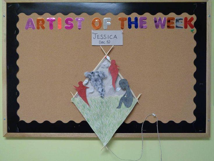 Ladies and gentlemen, the artist of the week  #NSA #Art #ArtistoftheWeek