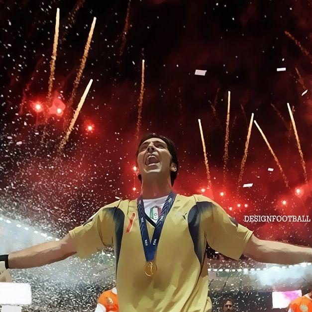 Gigi Buffon  Italy national football team World Cup 2006 Winners in Germany