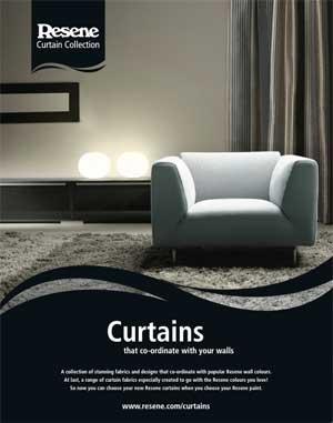 Resene Curtains