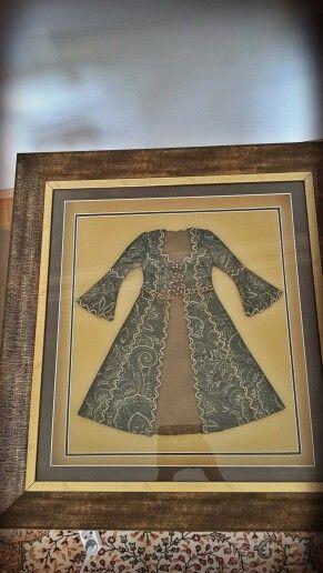 Ottoman clothes.