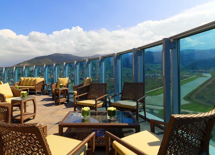 Club Lounge terastan biraz temiz hava alın!  Get some fresh air from the Club Lounge terrace!  http://sher.at/1ExYZEP    #sheratonbursa #betterwhenshared #sheratonclub