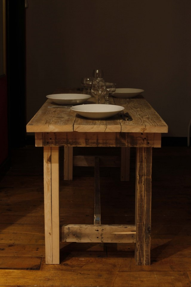 Reclaimed Wood Kitchen Tables 96 Create Photo Gallery For Website Reclaimed wood table