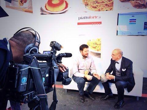 Video intervista al barman Luca Picchi e curiosità sull'evento che ha visto protagonisti lo chef Luigi Taglienti e il barman Tommaso Cecca del Cafè Trussardi di Milano.