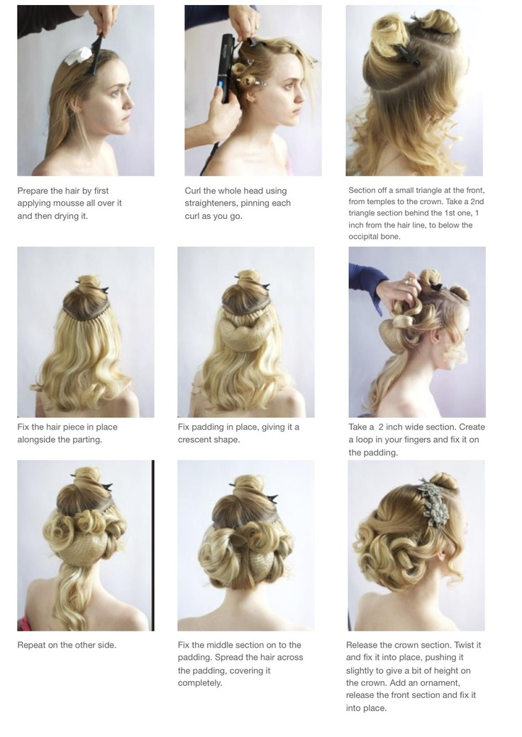 Poundon House Collection  Hair By Anne Veck