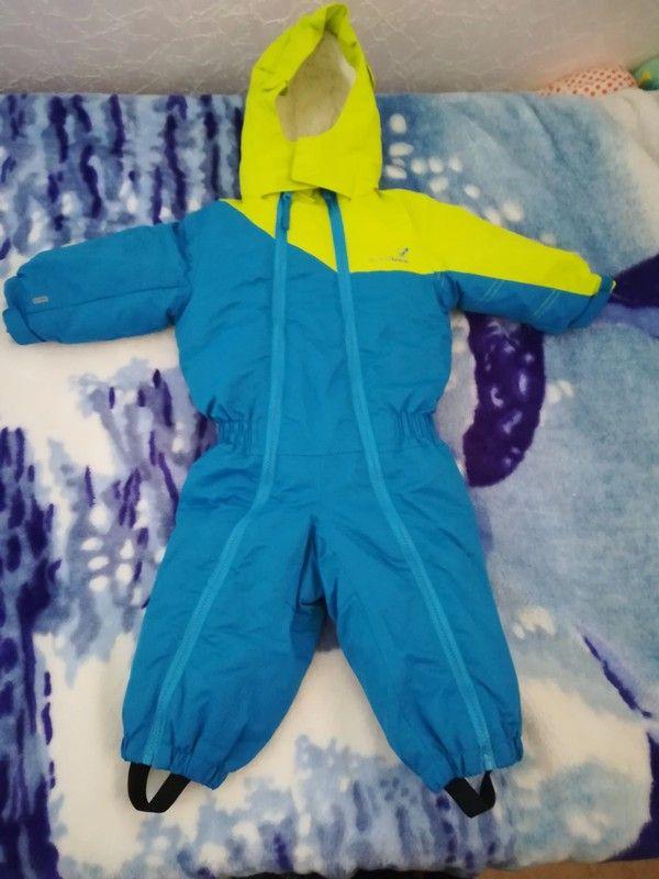 d475452f6a9da Combinaison Ski bébé - Combinaison de ski Bébé Wanabee de Décathlon taille  12 mois comme neuf