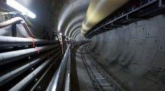 Crossrail's 26 mile tunnelling marathon complete
