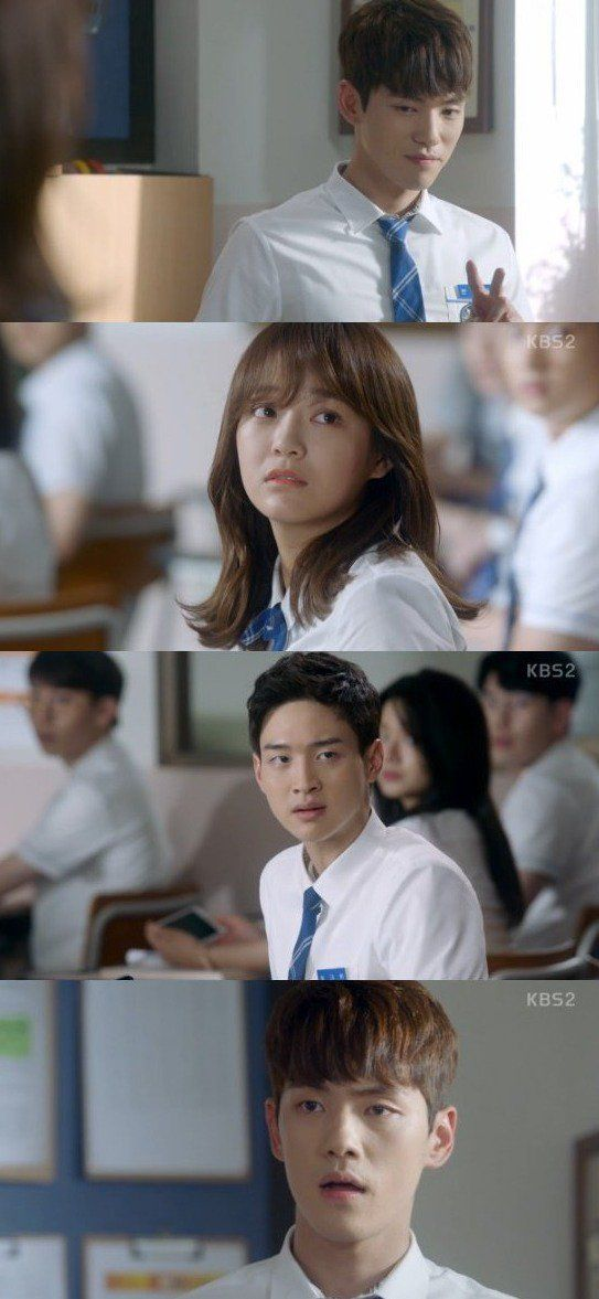 [Spoiler] Added episode 6 captures for the #kdrama 'School 2017'