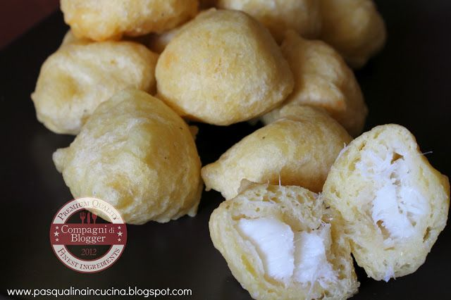Pasqualina in cucina: Le frittelle di baccalà con l'anima