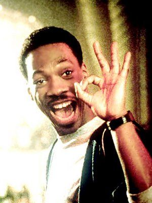 Eddie Murphy - Beverly Hills Cop I  II - Coming to America - Trading Places - Bowfinger - Haunted Mansion -  A Thousand Words.