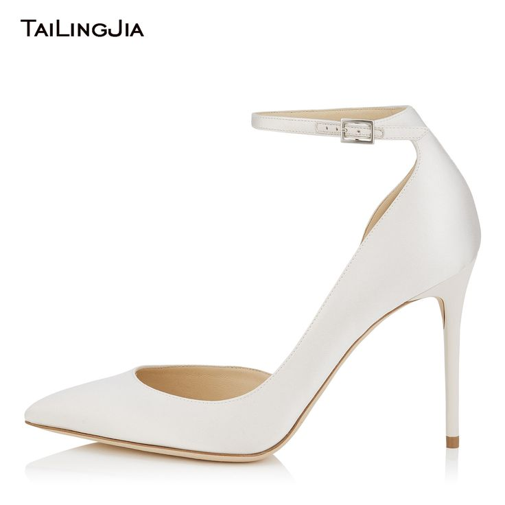 2017 Spring Women Mary Jane High Heels Elegant White Leather Pumps Office Lady Stilettos Party Wedding Shoes Bridal Aliexpress Affiliate S Able