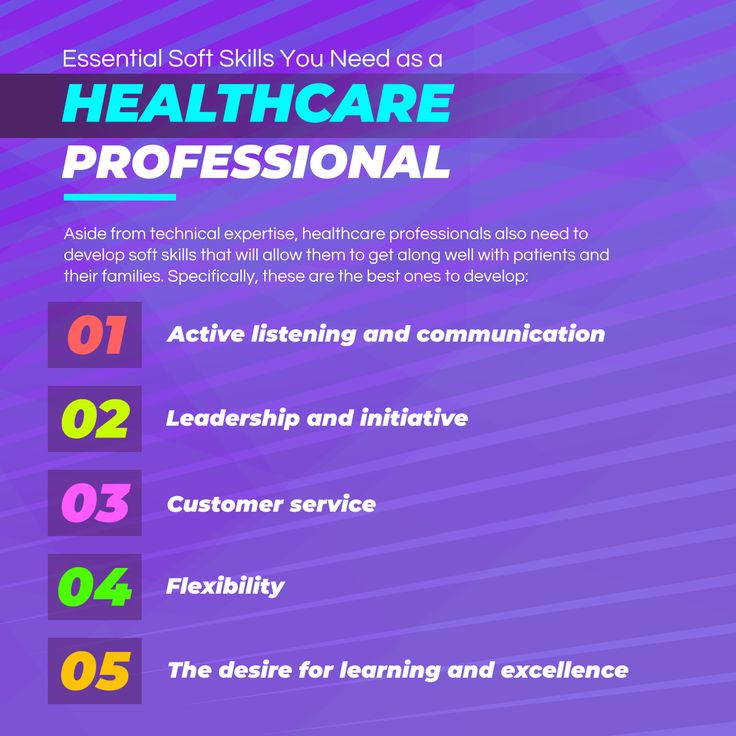 Essential soft skills you need as a healthcare