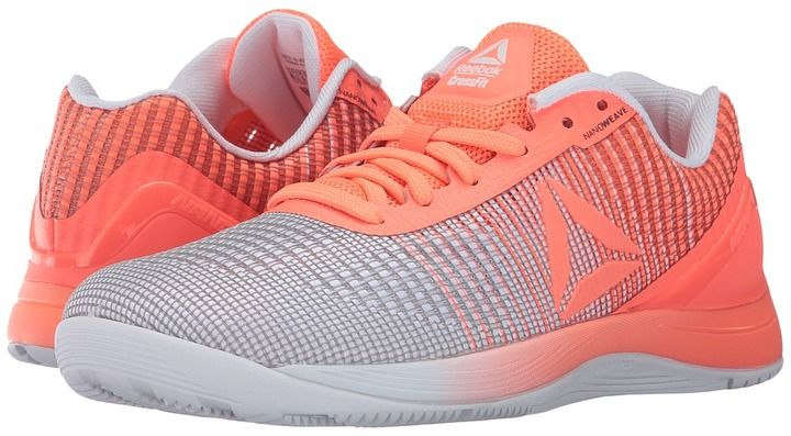 Reebok Crossfit Nano 7.0 Womens Cross Training Shoes Were $130 Now $91-$130 At Zappos http://Shopstyle.it/l/dGIh Low cut for ankle mobility Breathable NanoWeave upper