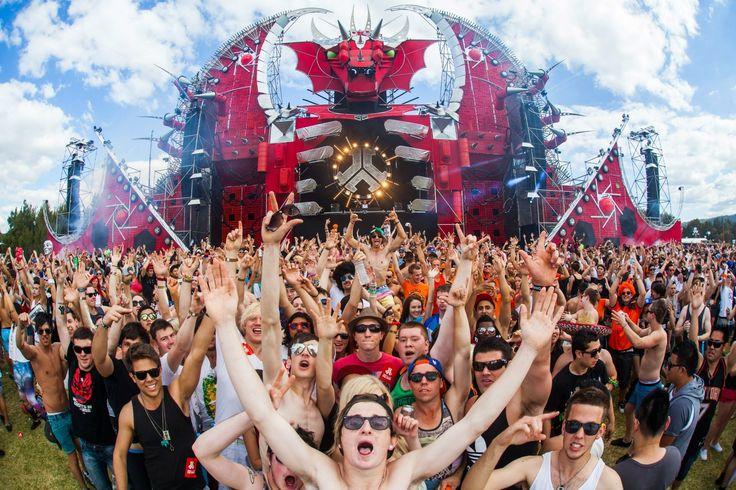 Defqon.1 Festival Australia 2012 | Official Q-dance Aftermovie