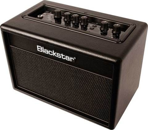 Blackstar ID:CORE BEAM is an amazingly versatile amplifier with Bluetooth functionality and channels for electric, bass and acoustic guitars, and hi-fi quality music playback. With two bass, six electric guitar, two acoustic and two acoustic simulator voices, and with a sealed and ported cabinet construction for optimum bass response and stereo definition, the ID:Core BEAM is the ultimate musicians amp for the home.