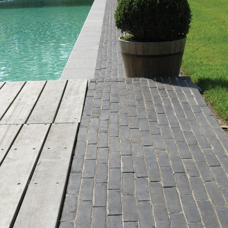Natural Paving-Vande Moortel Clay-Graphite CLAY PAVERS