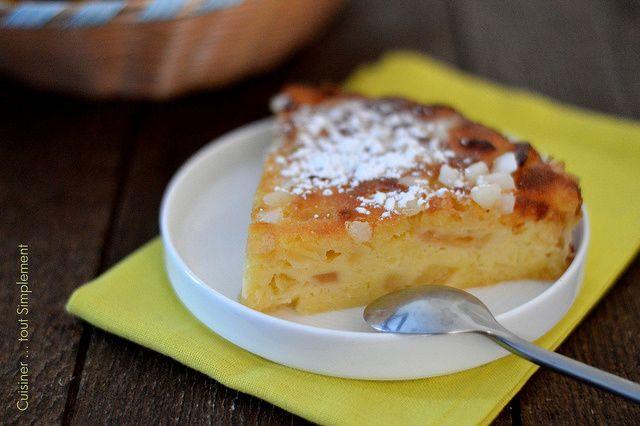 Une nouvelle idée de gâteau aux pommes ... mais cette fois, la base du ce gâteau est une pâte à madeleine. Ingrédients ( pour 6 personnes ) 700-800g de pommes Chanteclerc Gourmande ® 150g de farine 120g de beurre très mou 100g de sucre en poudre 4 œufs...