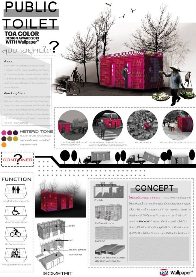 Architecture Design Concept Presentation