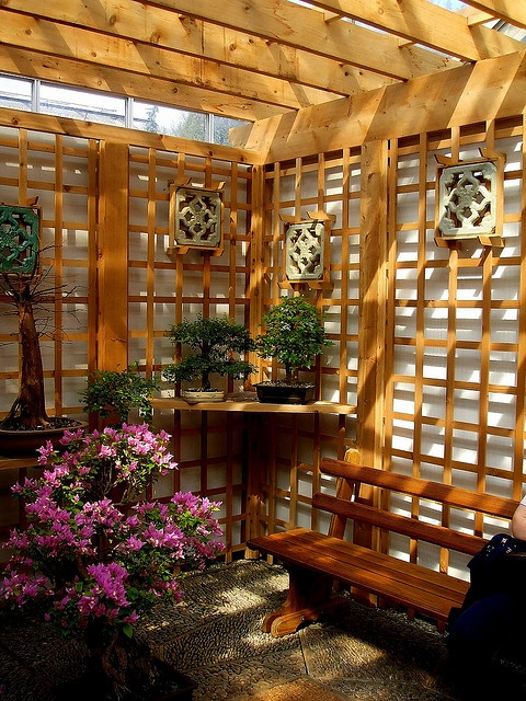 indoor garden Japanese Garden Ideas Pinterest