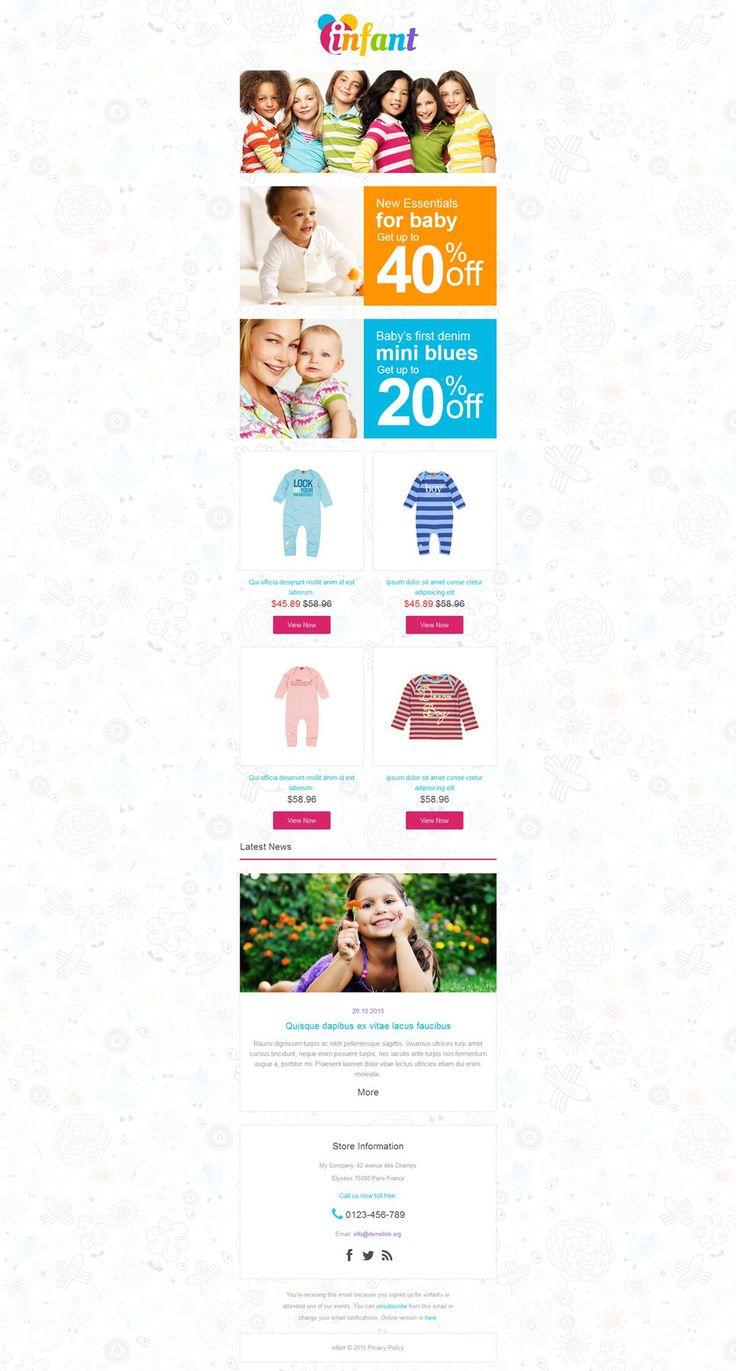 25 best ideas about mailchimp newsletter templates on pinterest