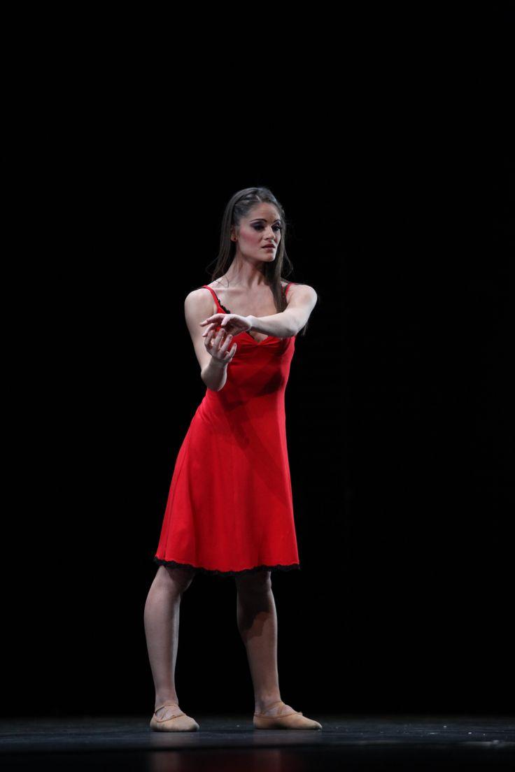 """Alexandra Gavrilescu (scena Blind Tango din / Blind Tango scene from """"Tango"""")"""