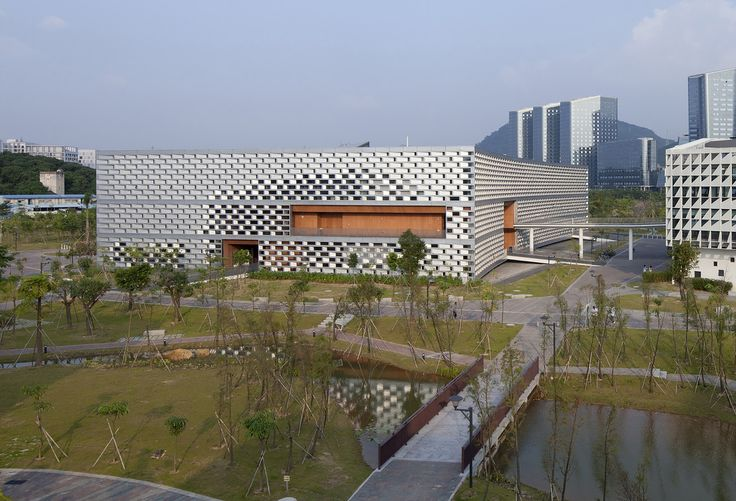 Gallery of Library of South University of Science and Technology of China / Urbanus - 11