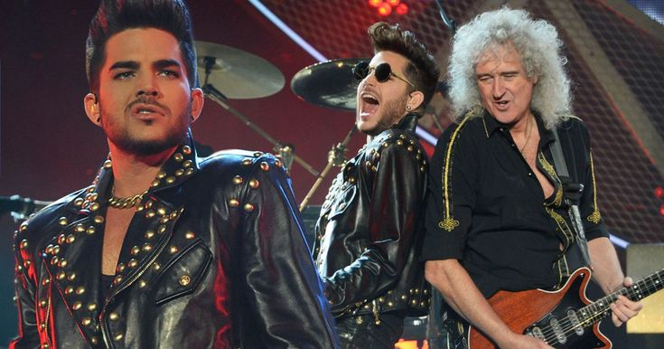 """The star said performing with Queen has to be """"really exaggerated"""""""