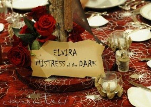 halloween wedding centerpiece ideas from weddingomania - Halloween Wedding Table Decorations