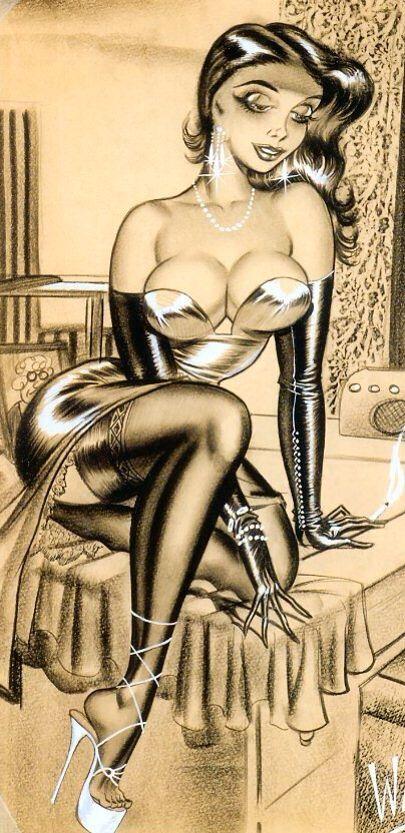 artwork of deuce erotic