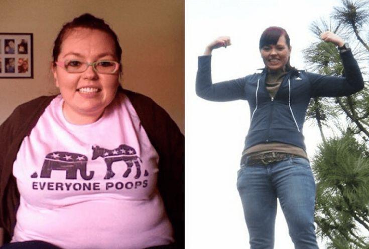 ¡Ella perdió 80 kilos y esto fue lo que hizo! ¡Te lo contamos aquí!