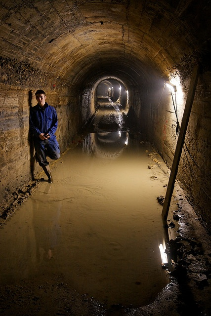 Woodhead Tunnel tours, Cape Town