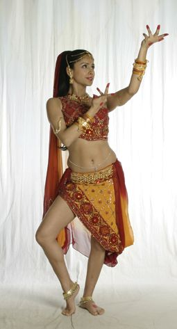 Exotic indian dance moves from asia - 3 part 9