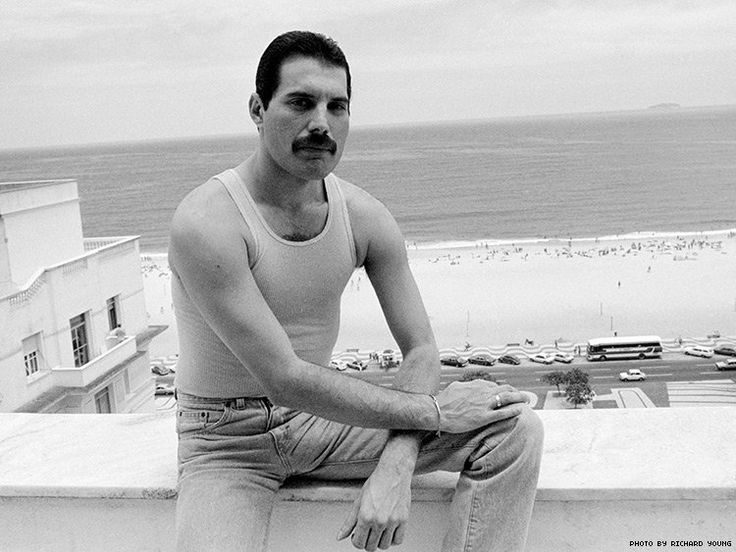 Nov. 23, 2016 - Advocate.com - Freddie Mercury's life story of HIV, bisexuality and queer identity