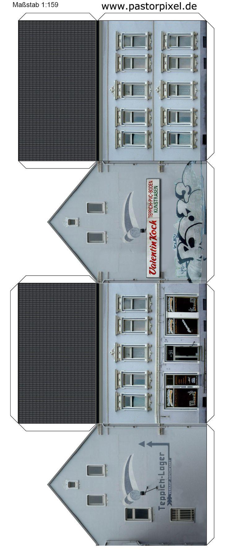 395 besten kartonmodellbau bilder auf pinterest