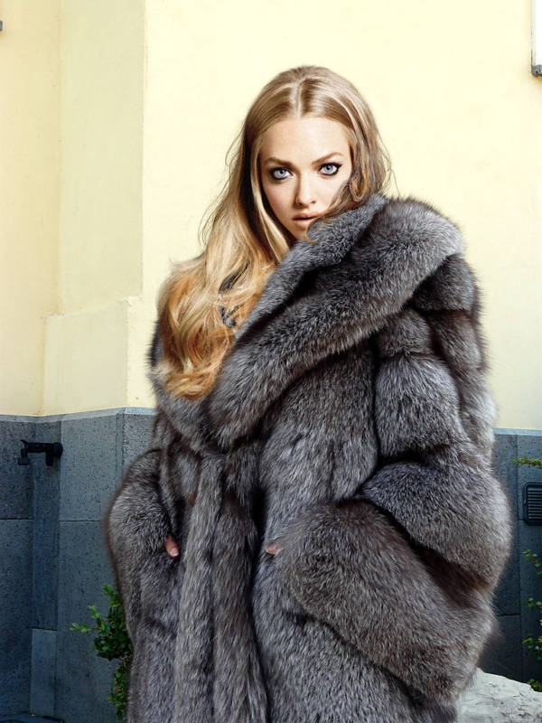 Image detail for -seyfried8 - Fur Fashion guide- Furs fashion Photo Gallery