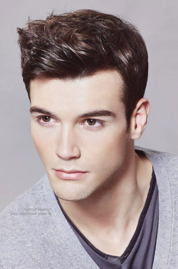 Guys Hairstyles With Gel More Picture Guys Hairstyles With Gel