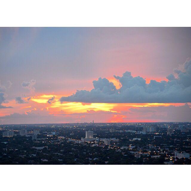 Sunset @ Brickell, Miami