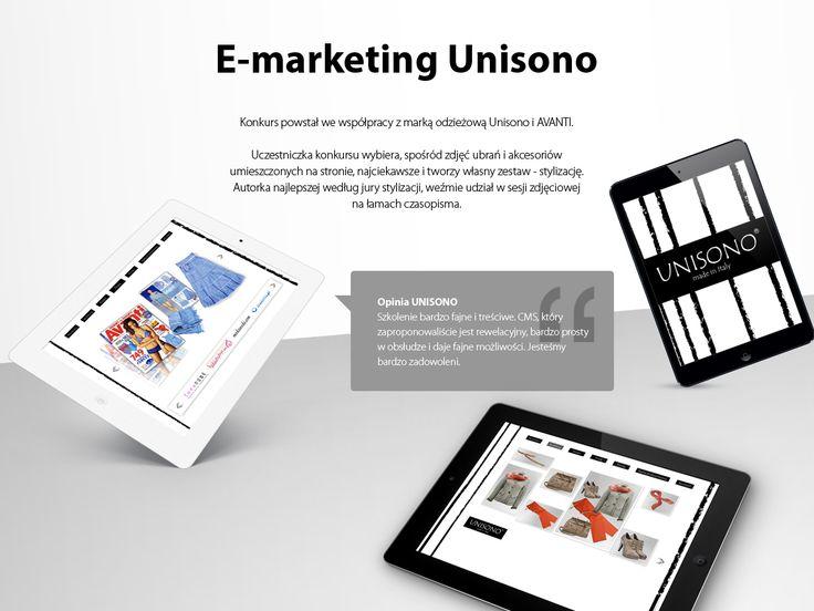 E-marketing Unisono. #migomedia