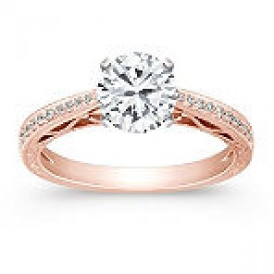 Vintage engagement ring designs channeling-classic-fashion