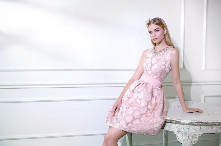 #Vestidos de fiesta Mass Matilde Cano Look Book 2015. #Moda #Fashion