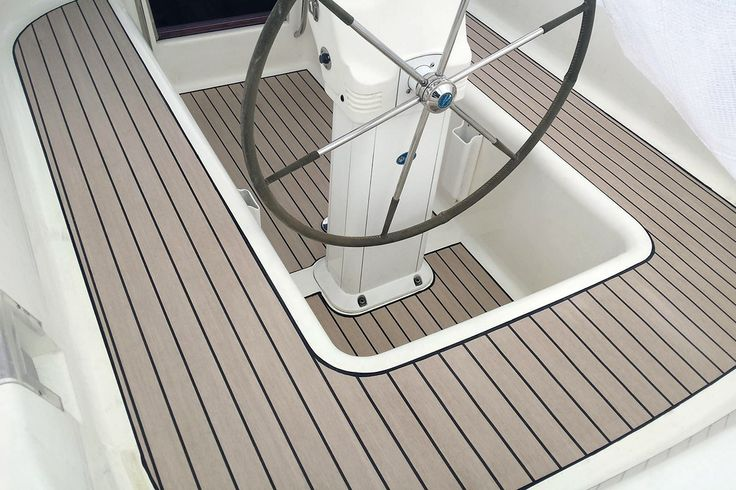 197 Best Synthetic Teak Pvc Soft Boat Decking Images On