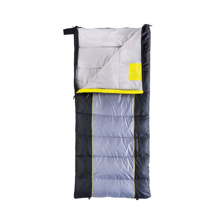 Kamp-Rite 3-in-1 0 Degree Sleeping Bag, Black/Grey >> Amazing outdoor product just a click away  : Camping sleeping bags