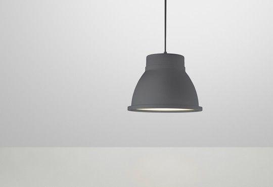 Muuto - Designs - Lamps - Pendants - Studio - Designed by Thomas Bernstrand - muuto.com http://www.muuto.com/collection/Studio_Pendant_Lamp/