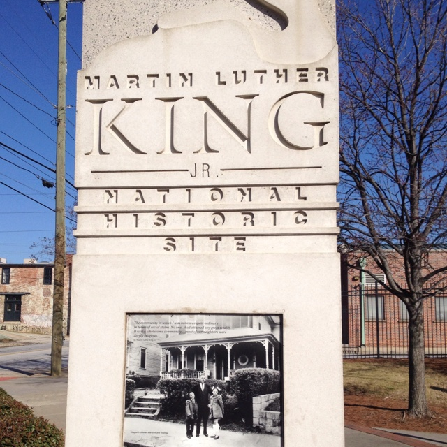 Martin Luther King Jr Museum Atlanta Ga Places I 39 Ve Loved Pinterest Museums Martin O
