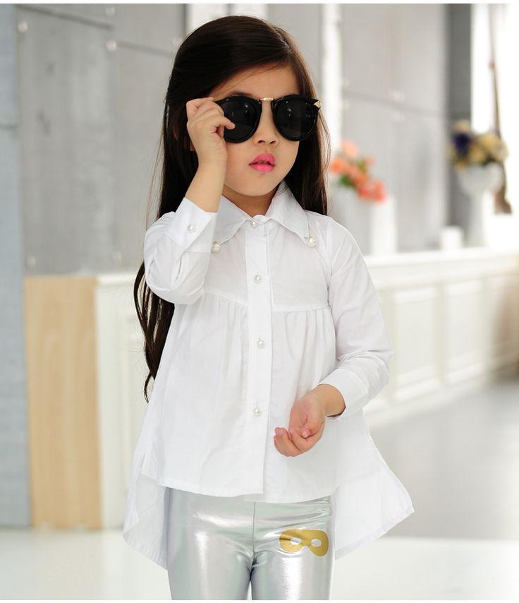 blusas de gasa para niña                                                                                                                                                      Más
