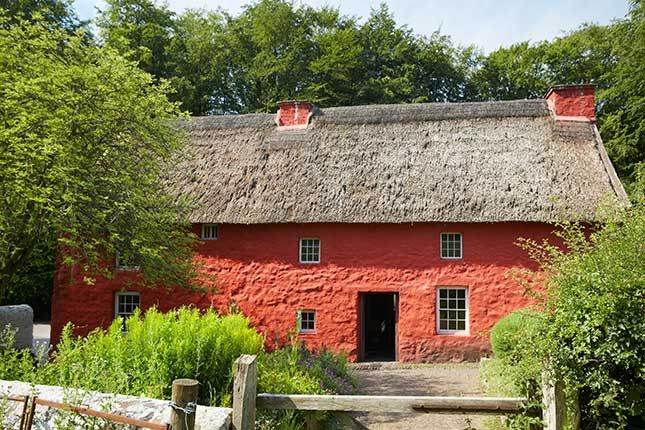 Wales, St Fagans Natural History Museum, Cardiff