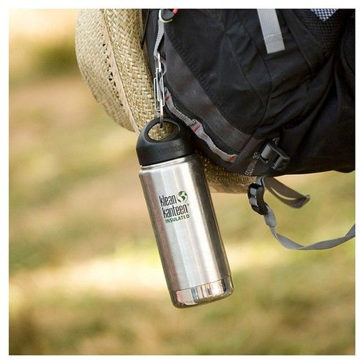 The Klean Kanteen 16oz Vacuum Insulated Tumbler will keep drinks hot for 4 hours or iced for 20 hours! The best insulated cup solution for hot coffee, cold brew, tea, beer, cocktails and water. The splash resistant Tumbler Lid keeps drinks where they belong, is easy to drink from, easy to clean and made from BPA-free polypropylene #5 and food-grade silicone.